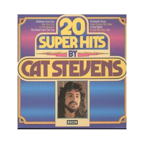 20 Super Hits by (Stevens, Cat)