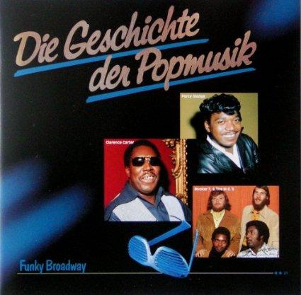 Die Geschichte der Popmusik 21 (Funky broadway)