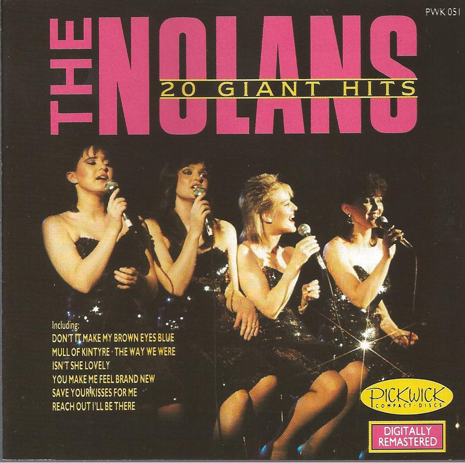 20 Giant Hits (Nolans)