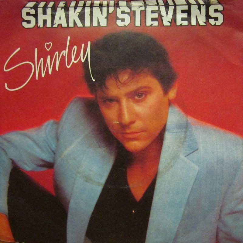 Shirley / I'm for you (England)