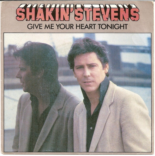 Give me your heart tonight / Thinkin' of you