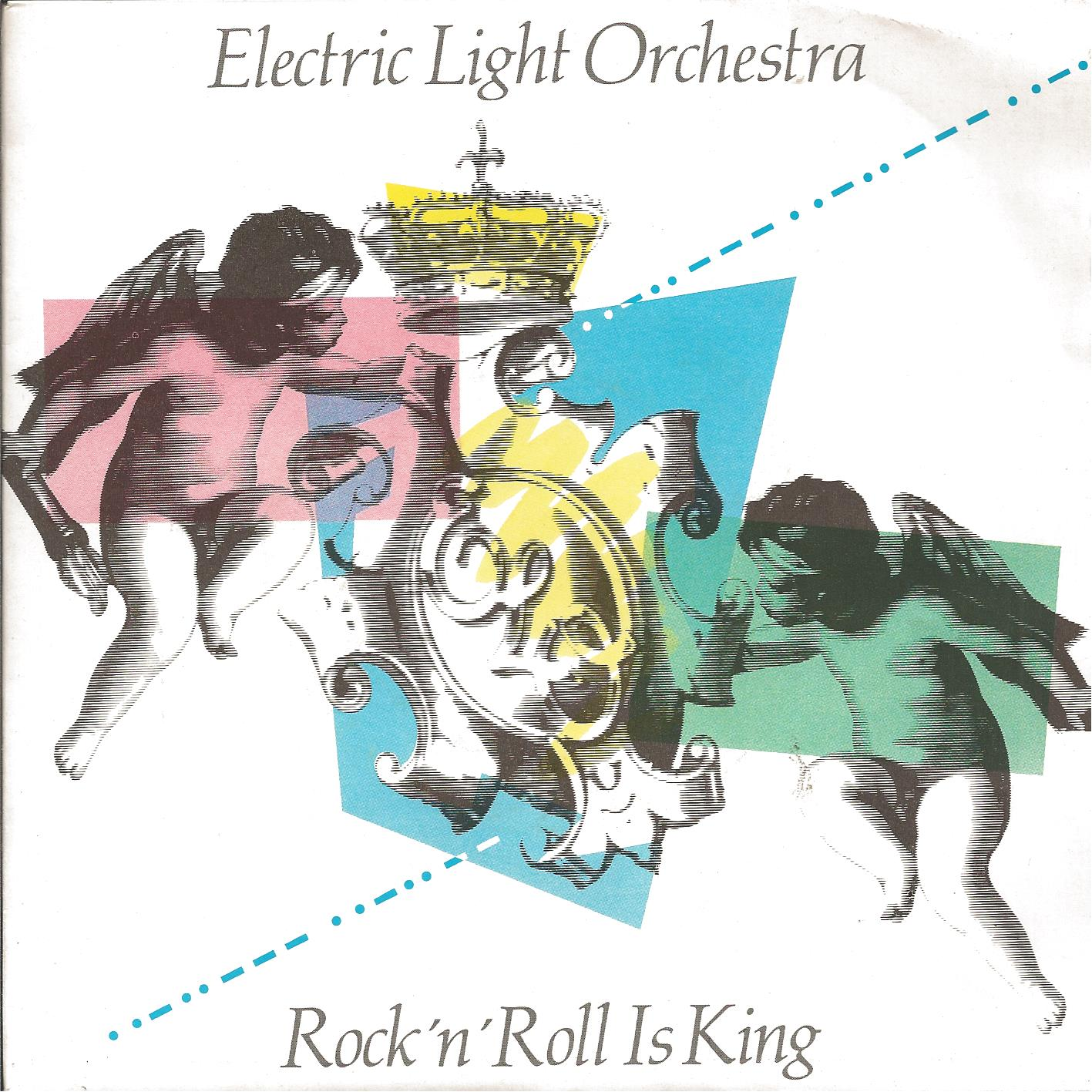 Rock'n'roll is king / After all