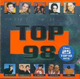 Top 98 - Die besten Hits des Jahres