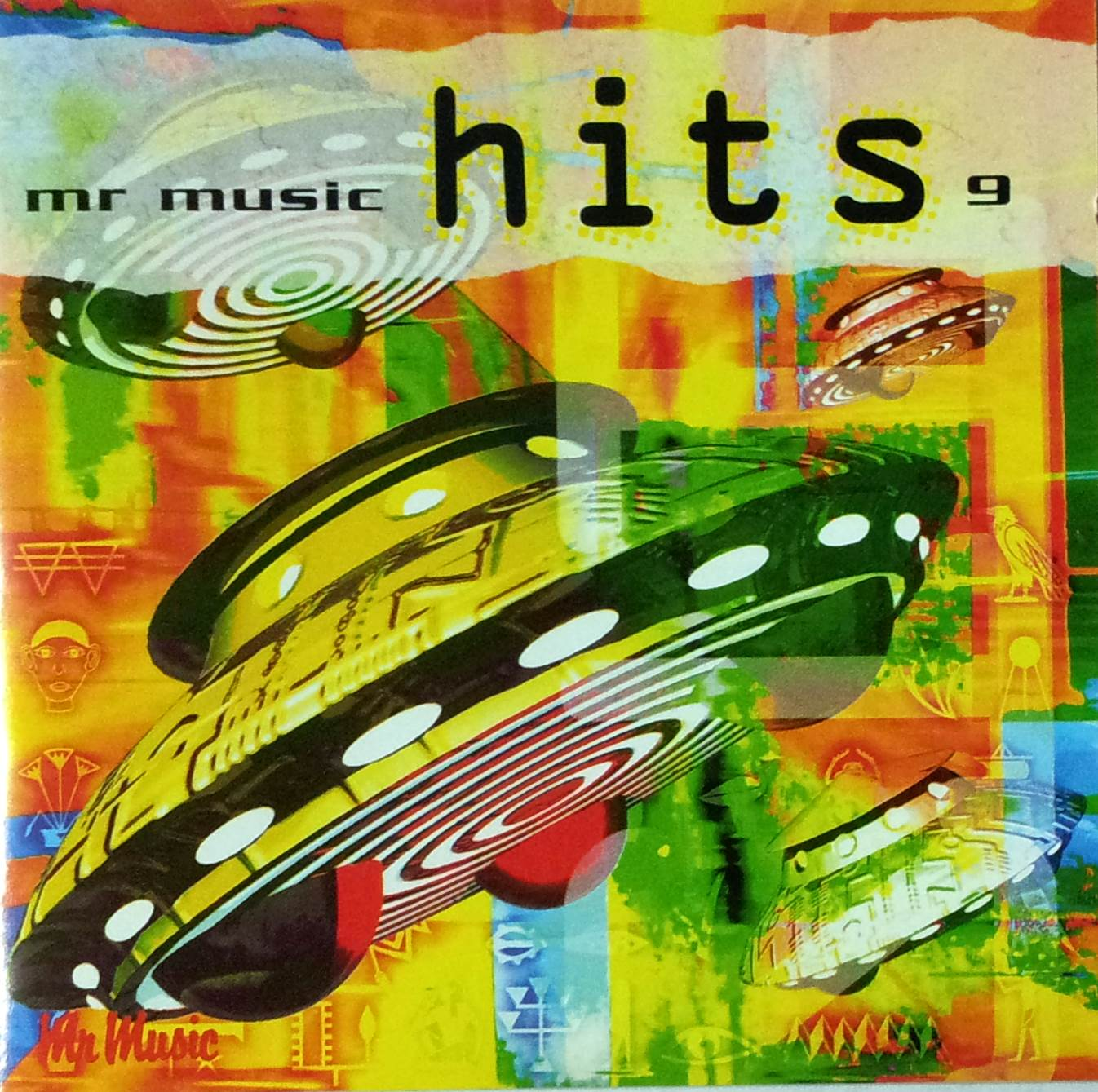 Mr Music Hits 9/95