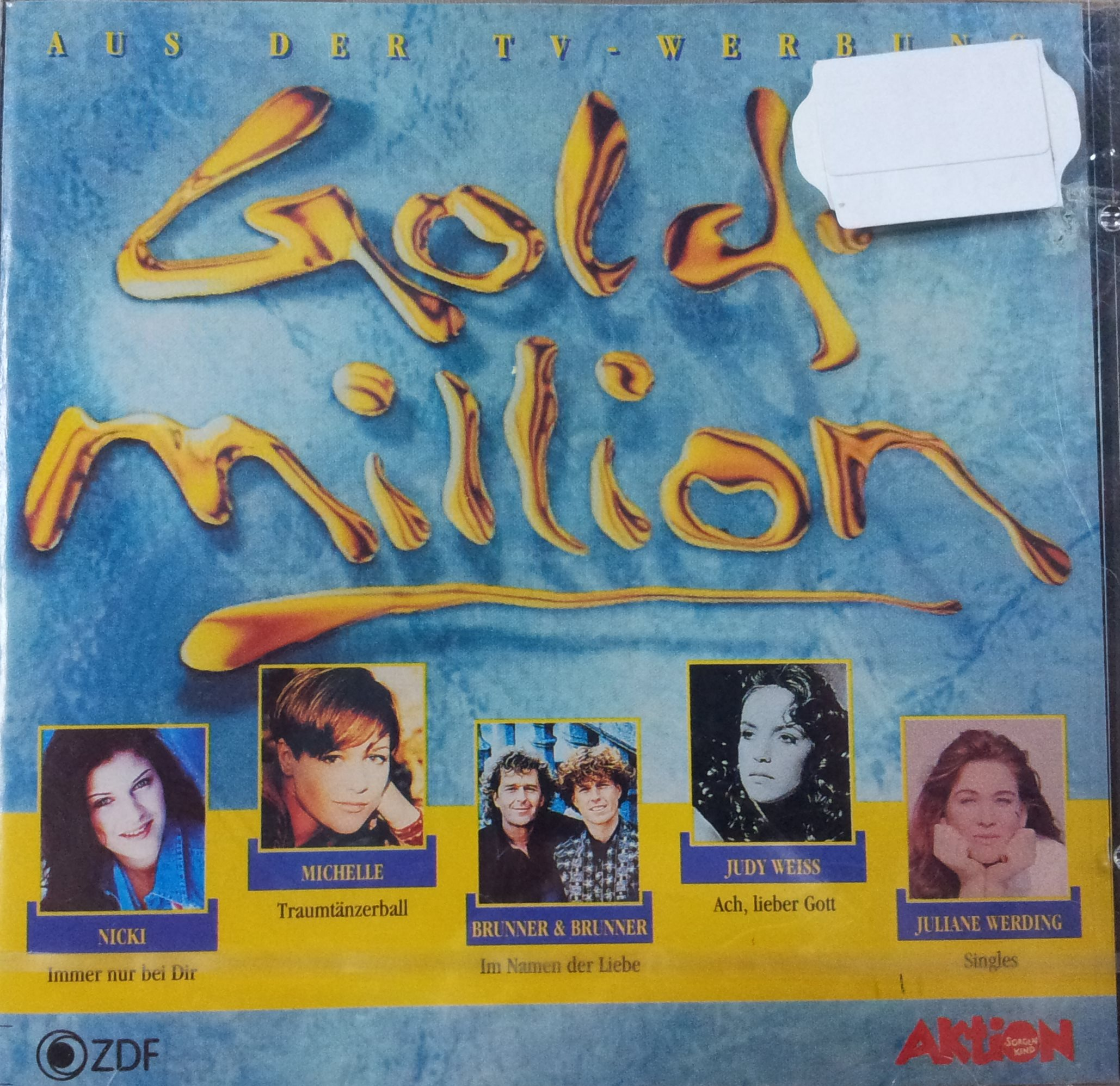 Goldmillion - Aktion Sorgenkind