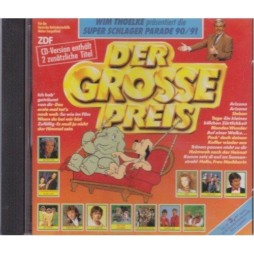 Der grosse Preis 90/91 - Wim Thoelke präsentiert die Super Schlagerparade