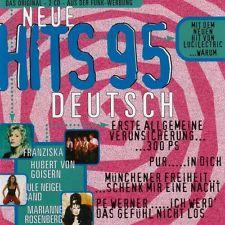 Neue Hits 95 Deutsch