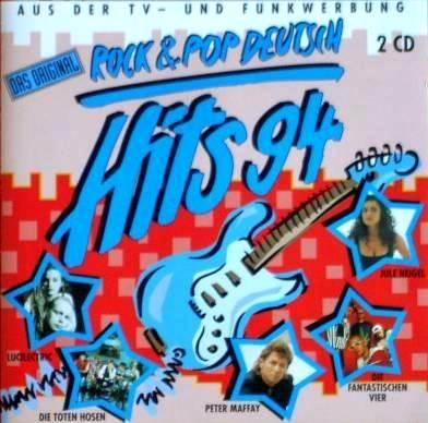 Hits 94 - Rock & Pop Deutsch