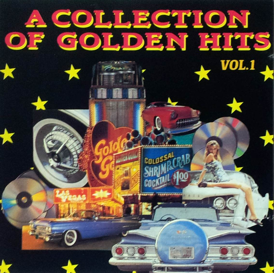 A Collection of golden Hits Vol. 1