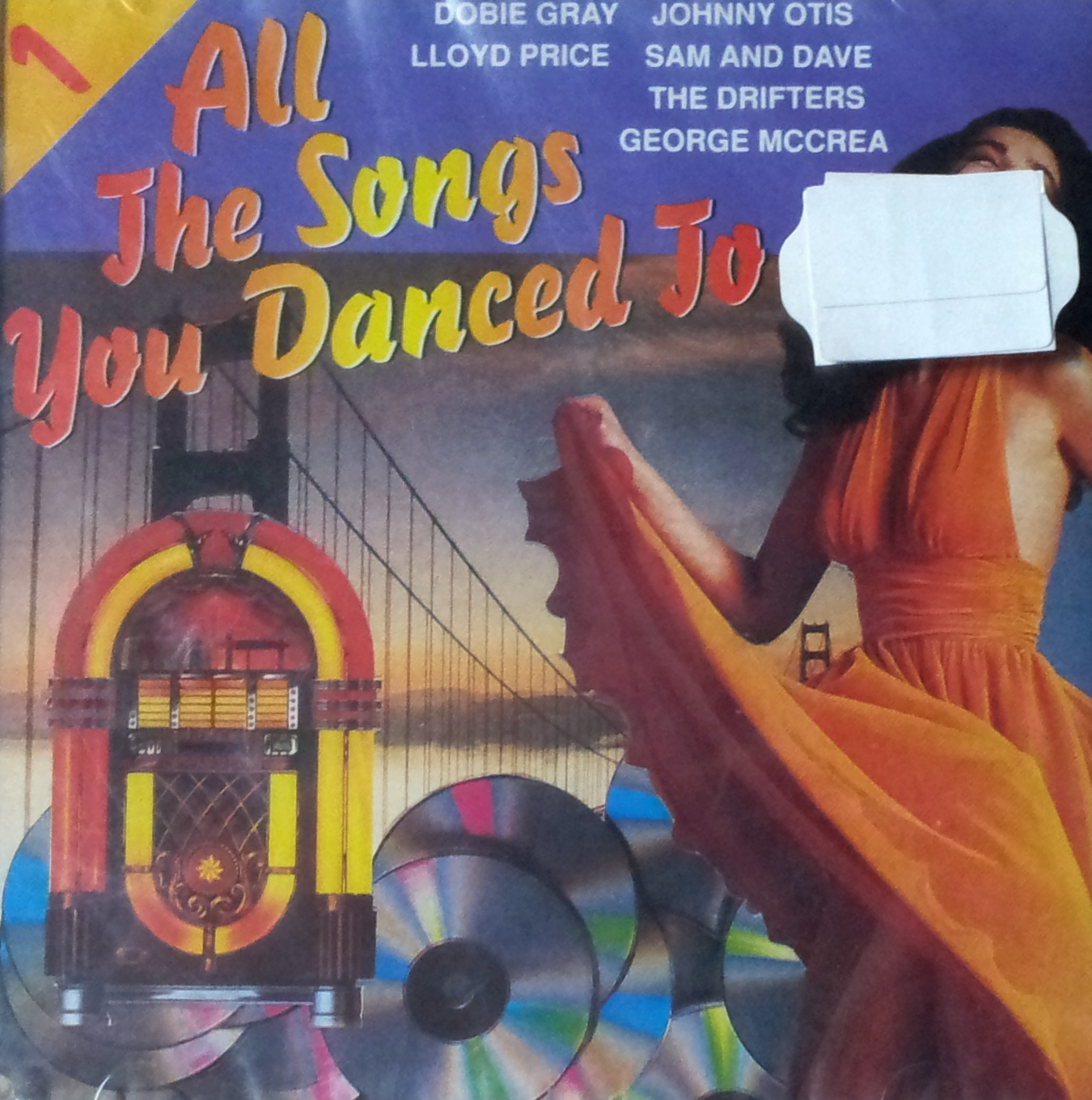 All the songs you danced to Vol. 1
