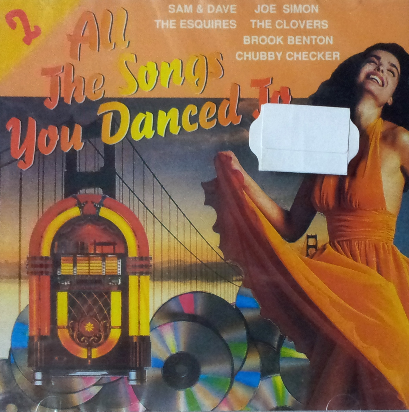 All the songs you danced to Vol. 2