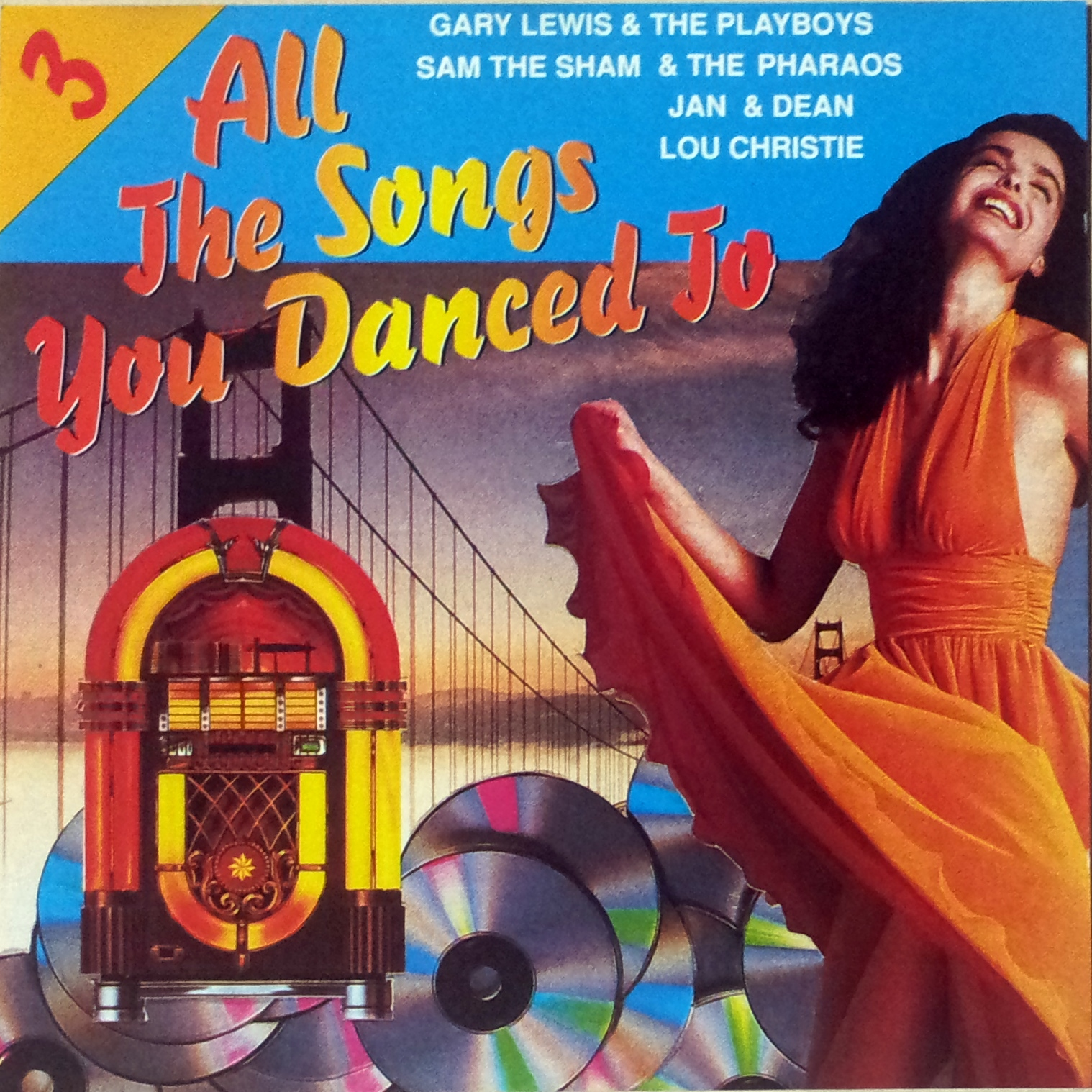 All the songs you danced to Vol. 3