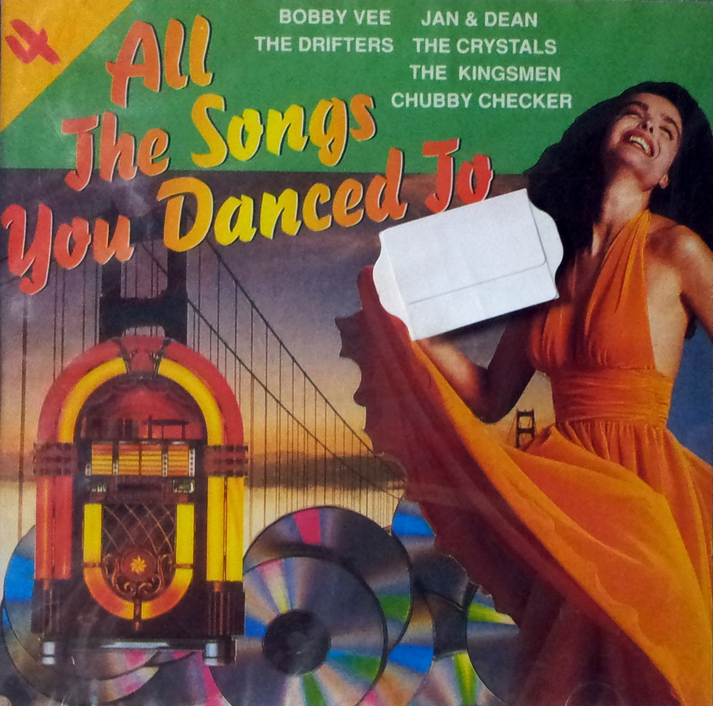All the songs you danced to Vol. 4