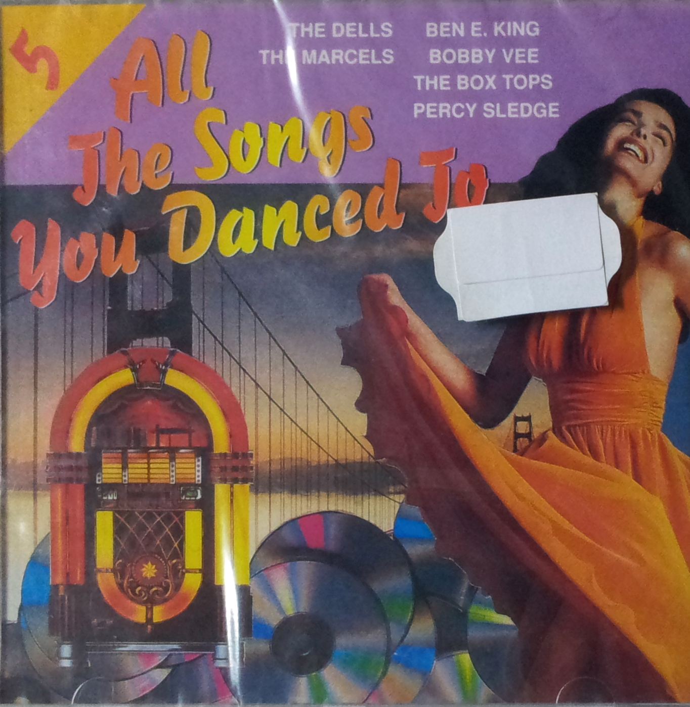 All the songs you danced to Vol. 5