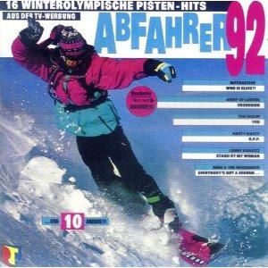 Abfahrer 92 - 16 Winterolympische Pisten Hits
