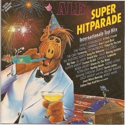Alf's Super Hitparade - Internationale Top Hits