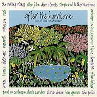 After the hurricane - Songs for Montserrat