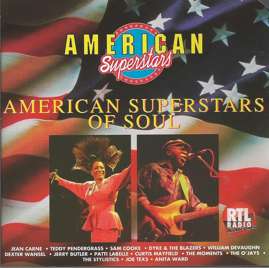 American Superstars of soul