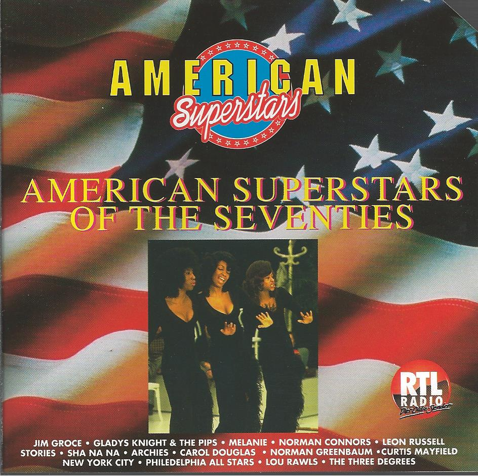 American Superstars of the seventies