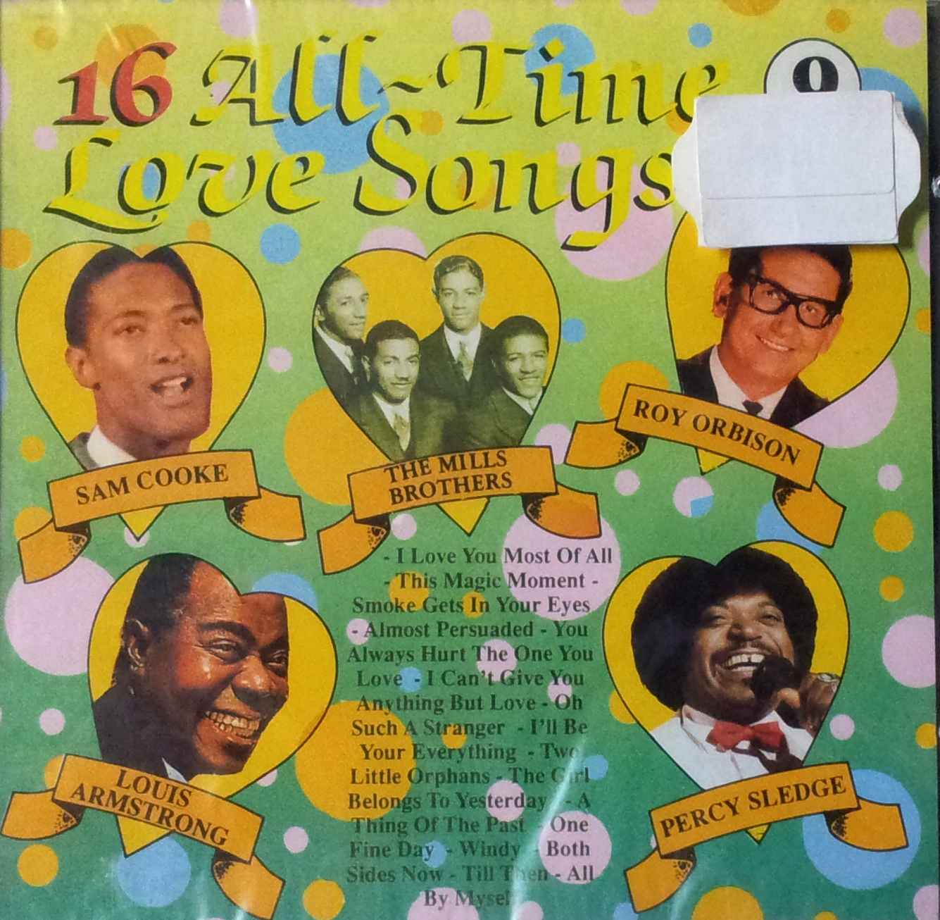 16 All time love songs - 9