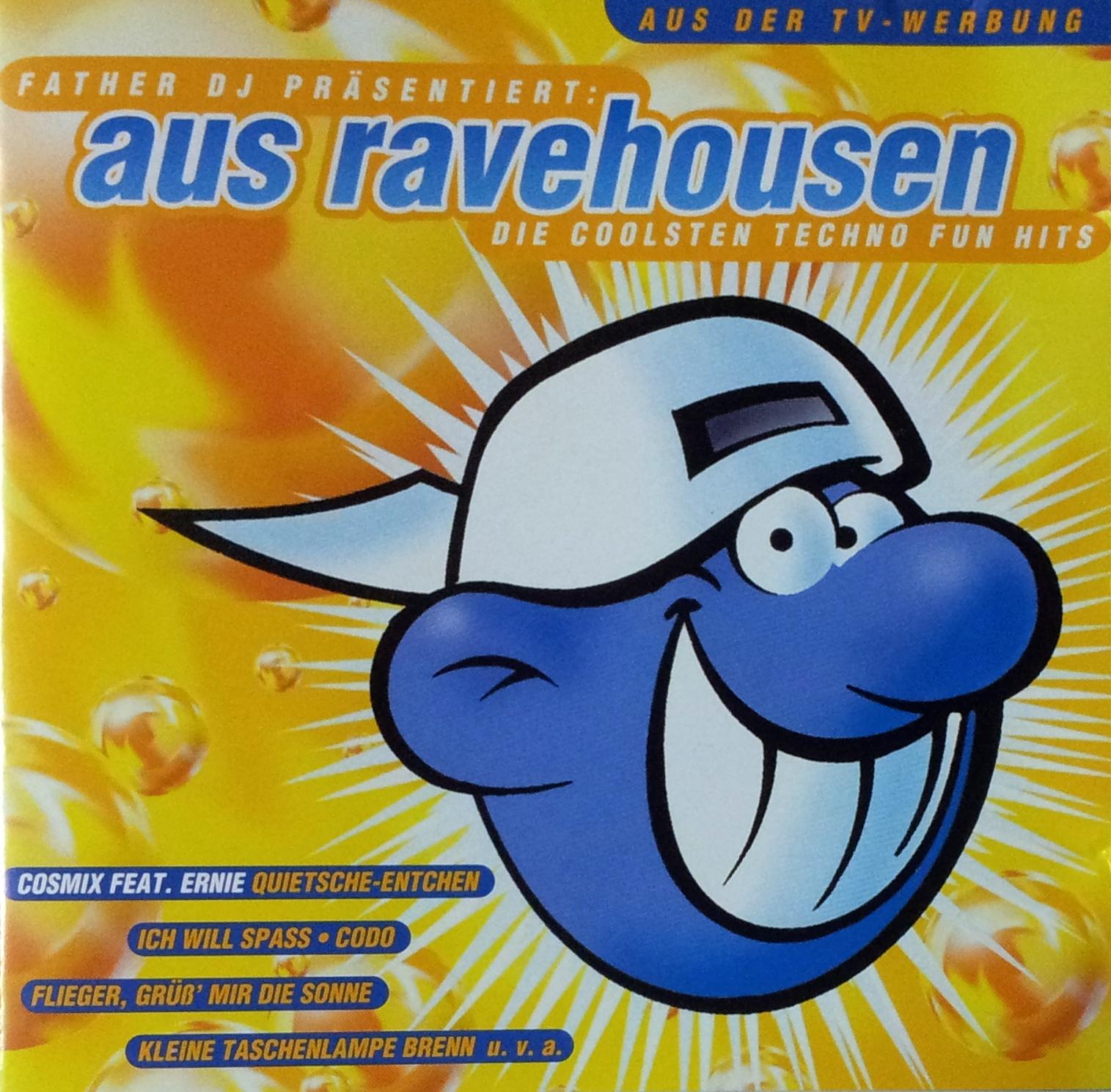 Aus Ravehousen - Father DJ präsentiert die coolsten Techno Fun Hits