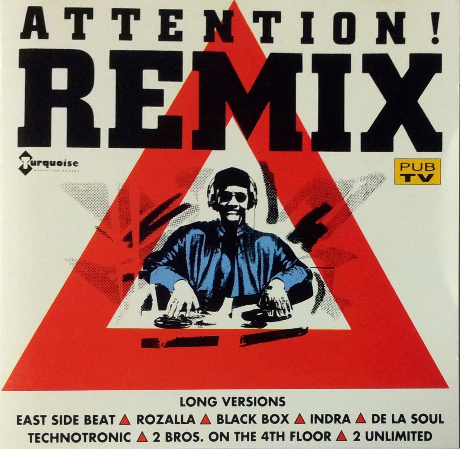 Attention Remix