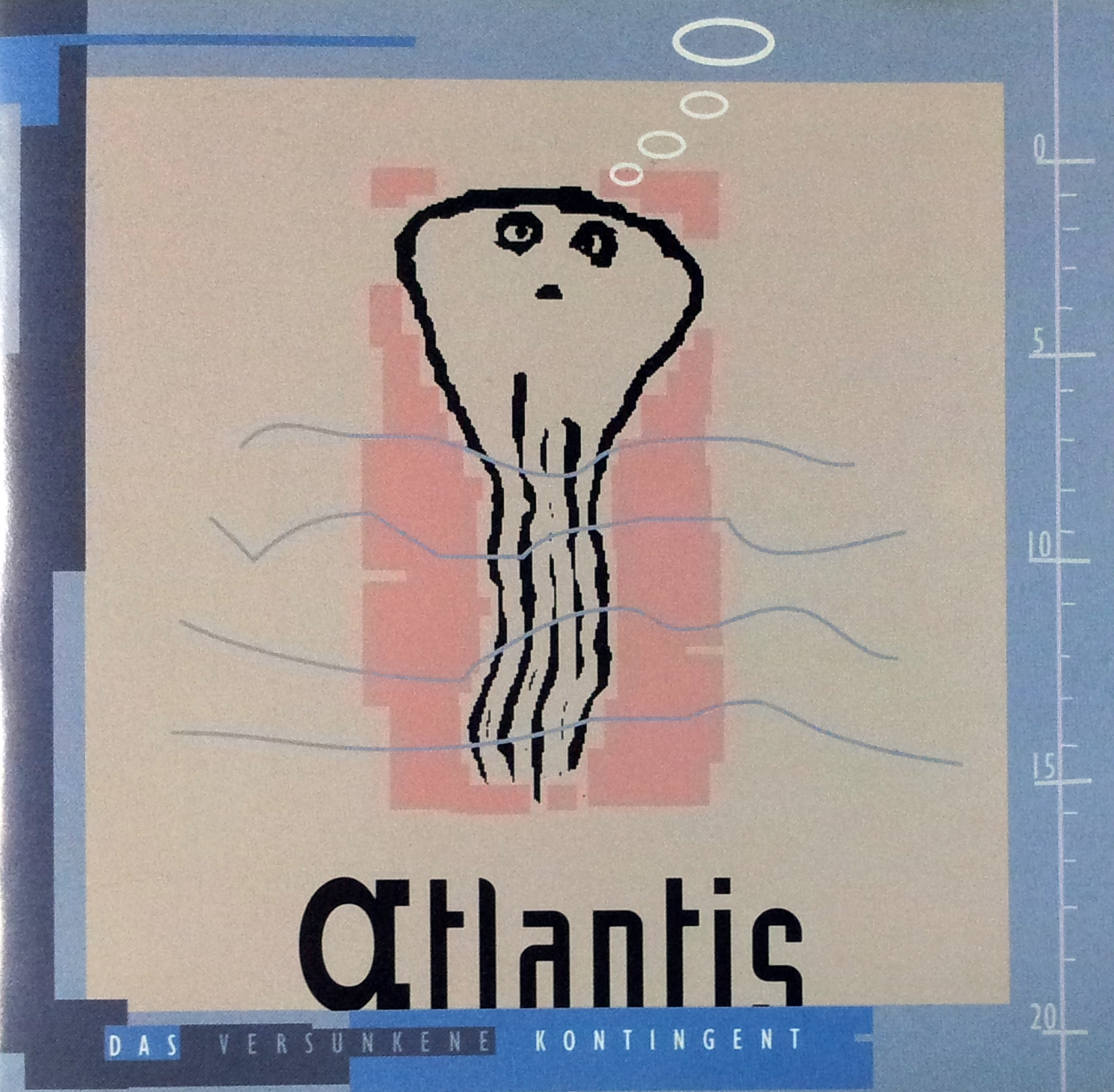 Atlantis - Das versunkene Kontingent