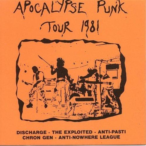 The Apocalypse punk tour 1981