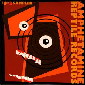 1993 Sampler - Amphetamine Reptile records