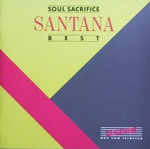 Santana's Best - Soul sacrifice