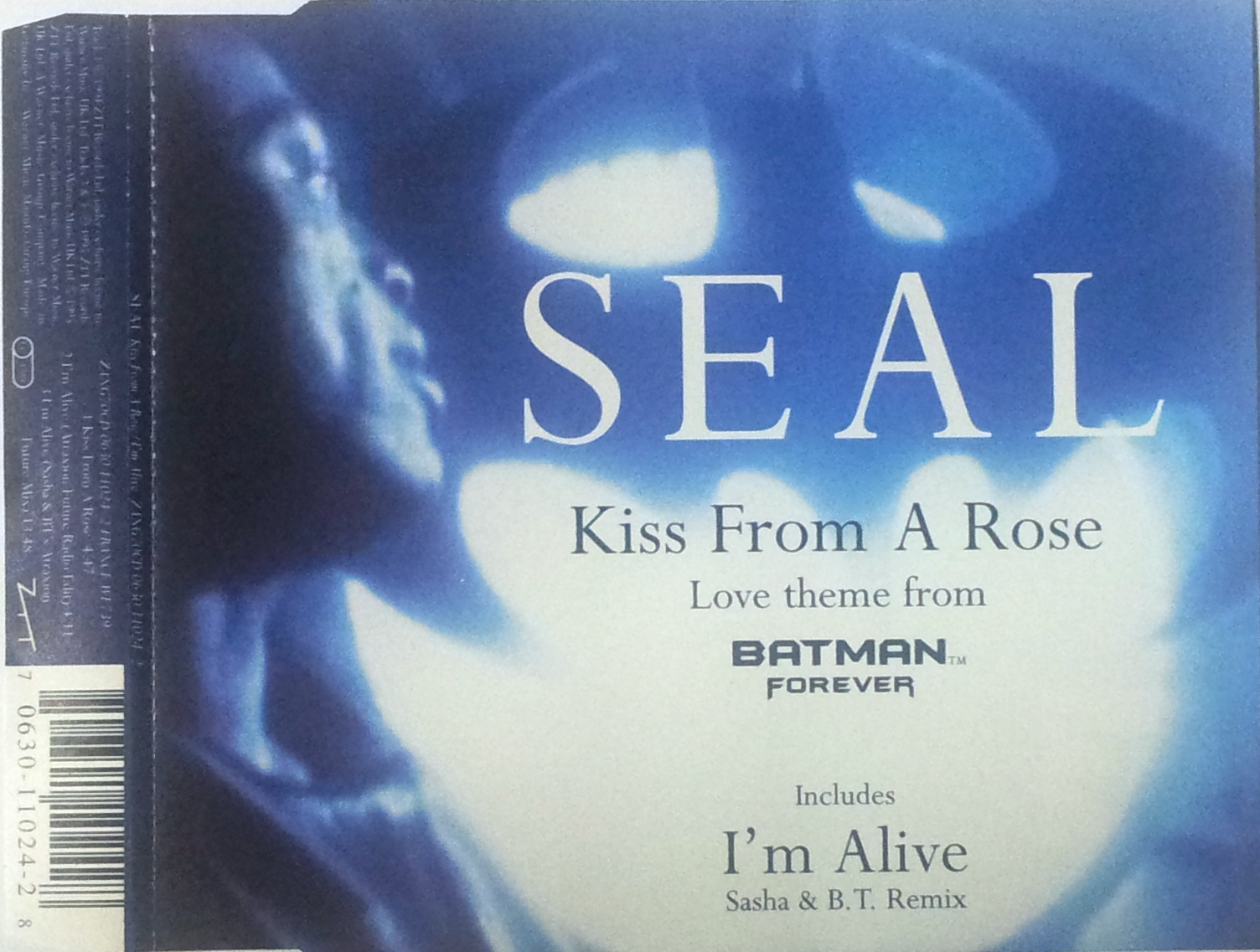 Kiss from a rose (Love theme from Batman)