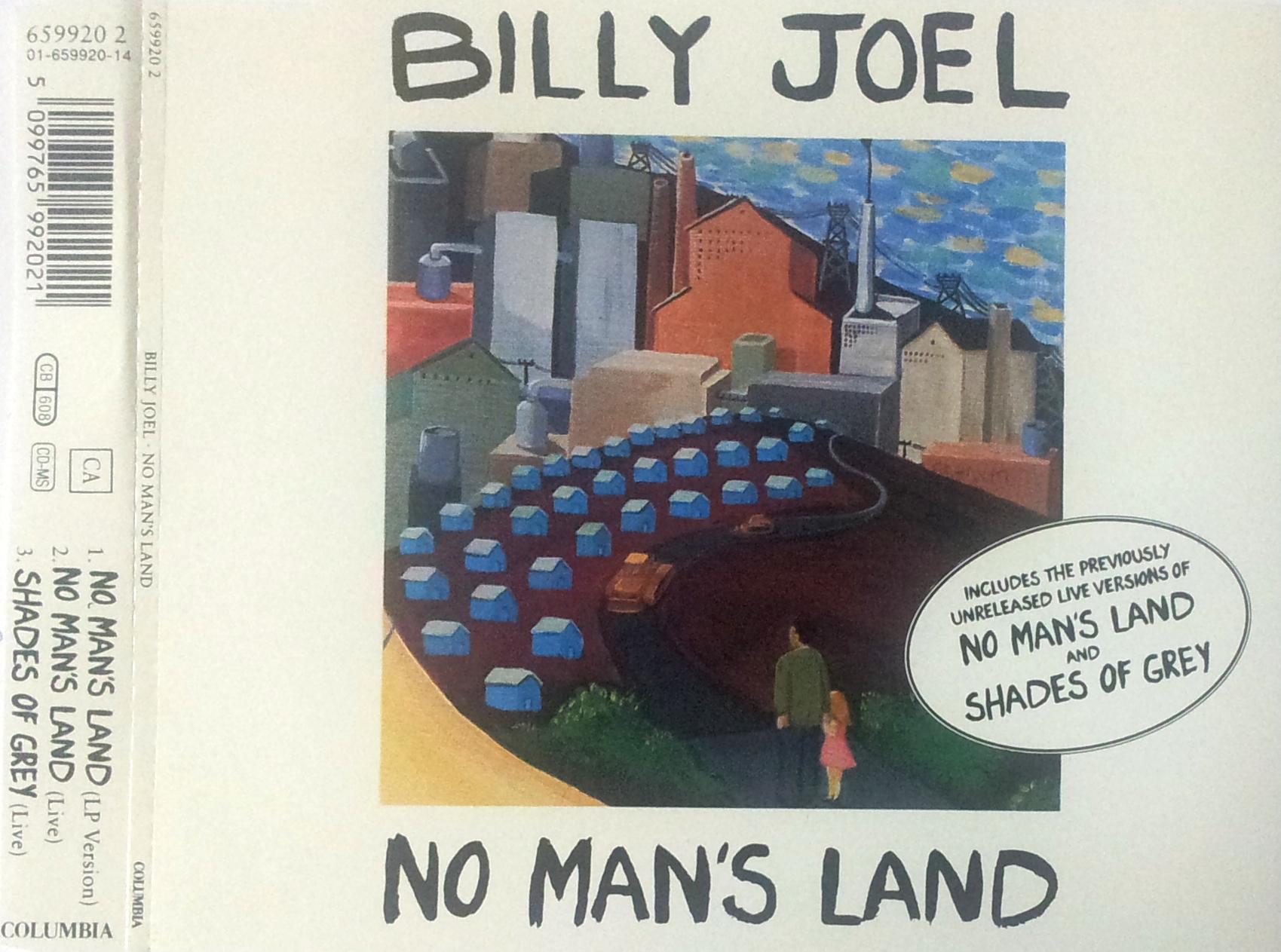 No man's land / Shades of grey