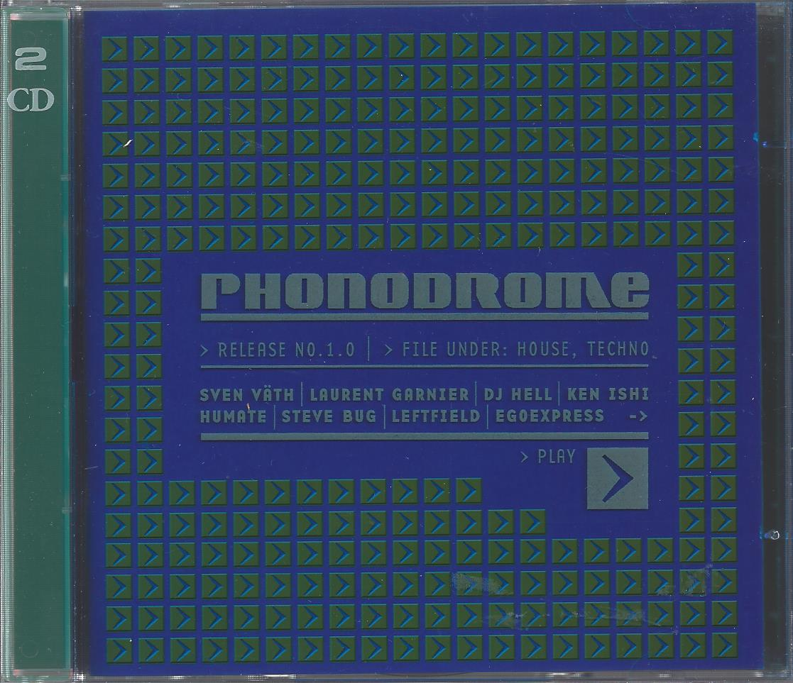 Phonodrome - Release No. 1.0.