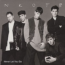 Never let you go / Keepin' my fingers crossed