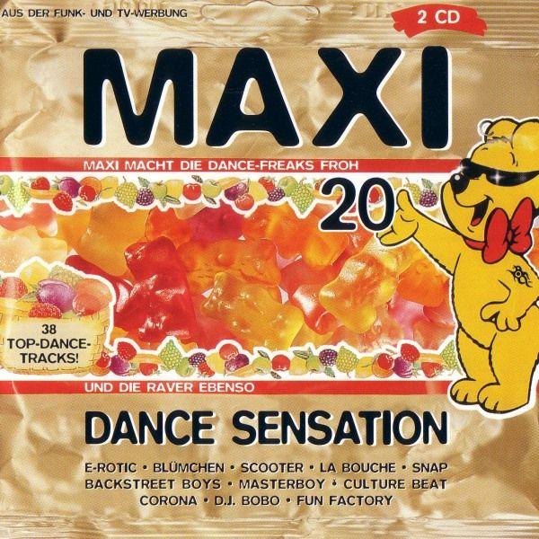 Maxi Dance Sensation 20