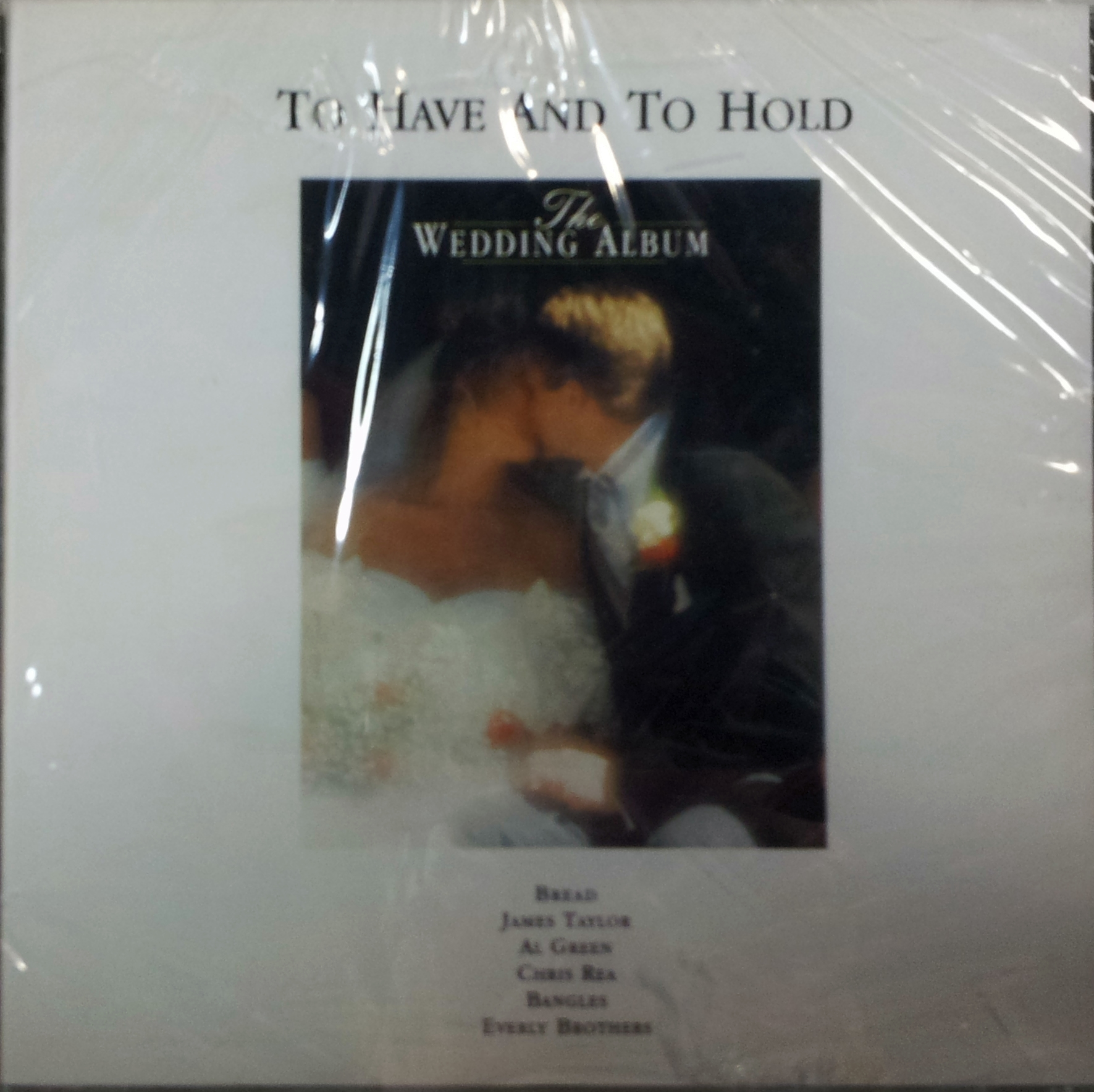 To have and to hold - The wedding album