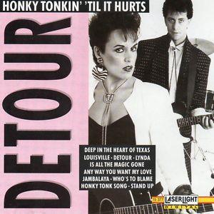 Honky tonkin' 'til it hurts
