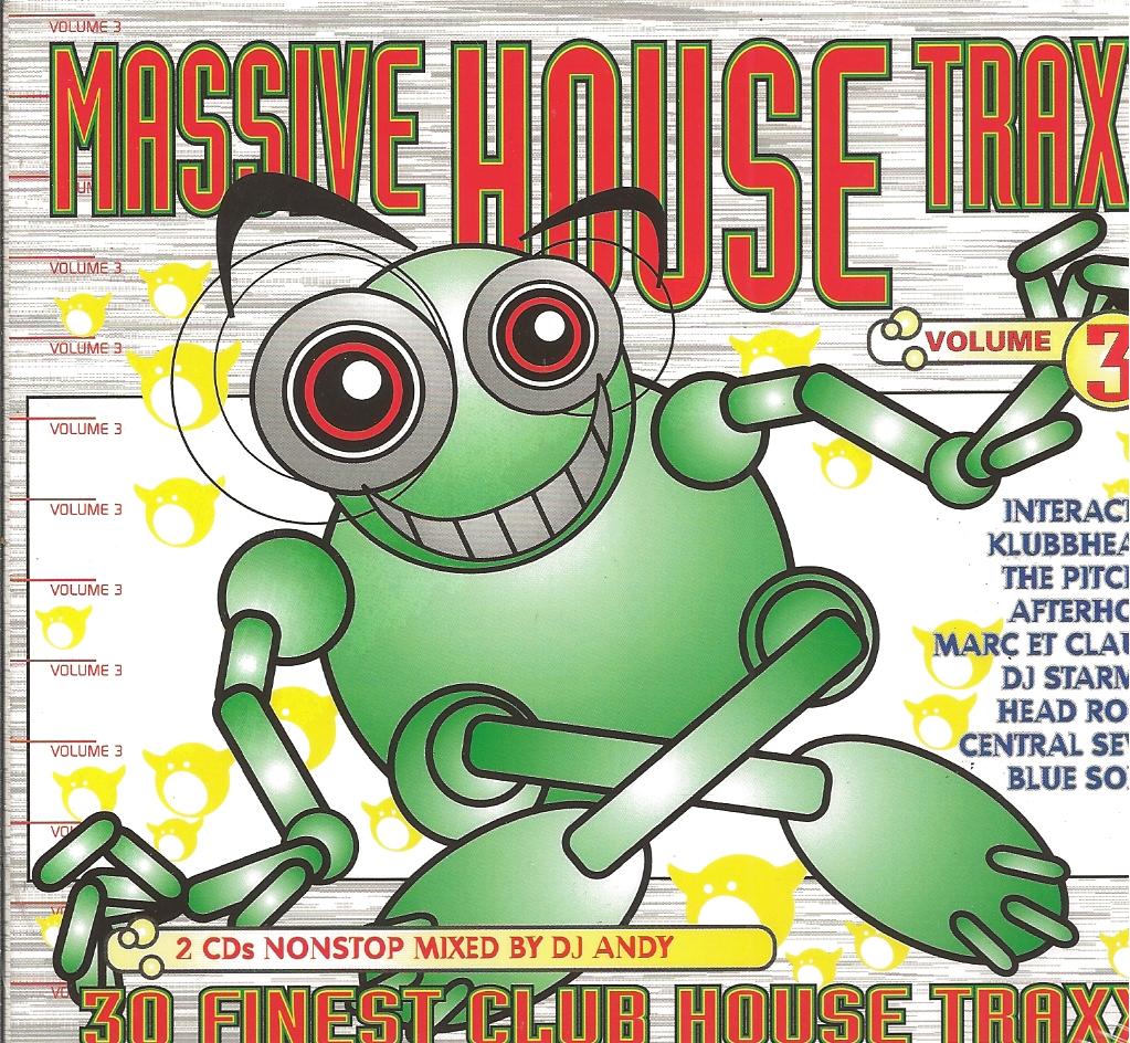 Massive House Traxx Vol. 3
