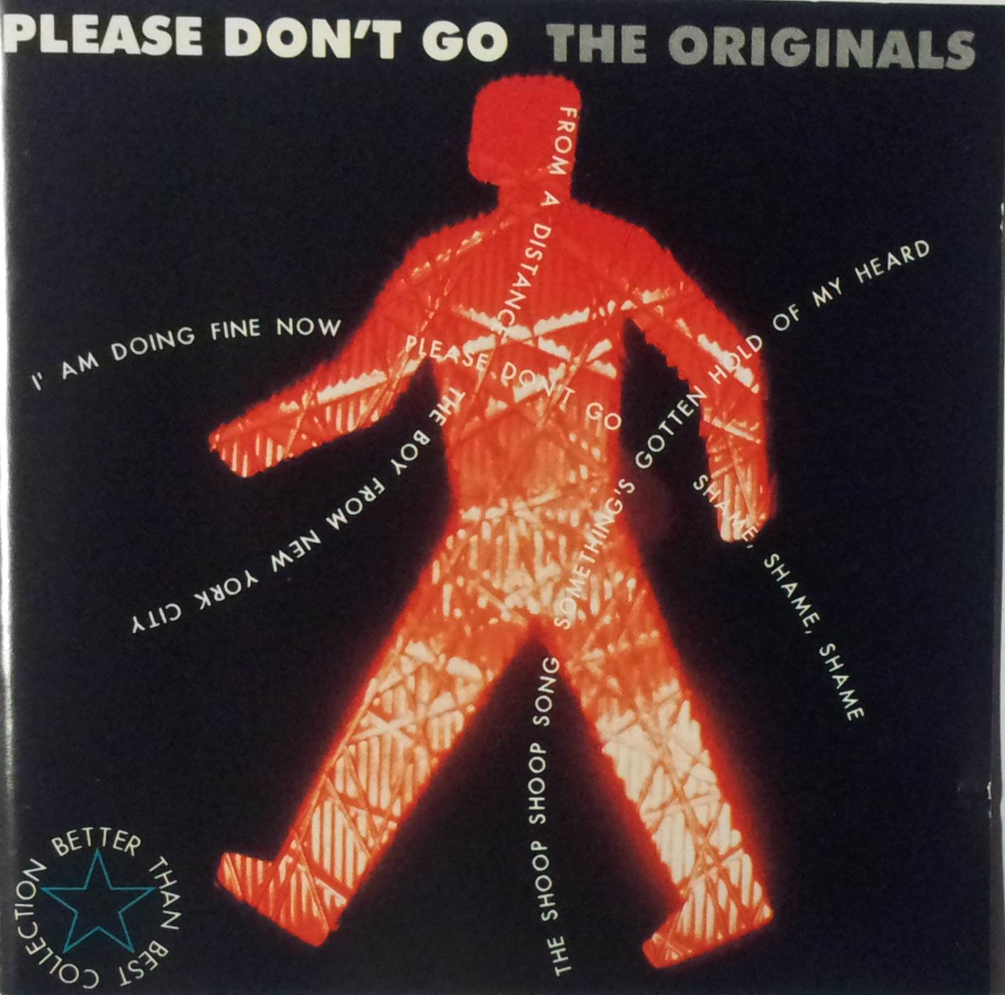 Please don't go - The Originals - Better than best Collection