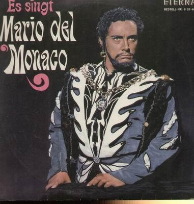 Es singt Mario del Monaco
