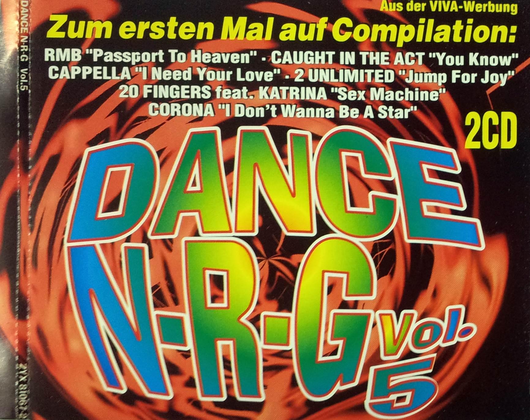 Dance N-R-G Vol. 5