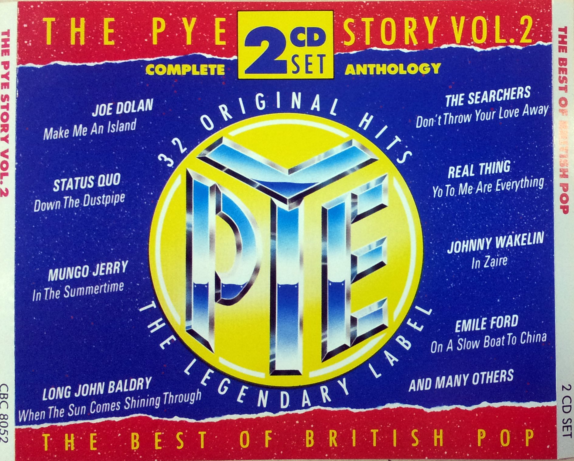 The Pye Story Vol. 2 - The Best of British Pop