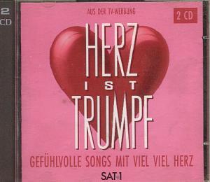 Herz ist Trumpf - Gefühlvolle Songs mit viel viel Herz