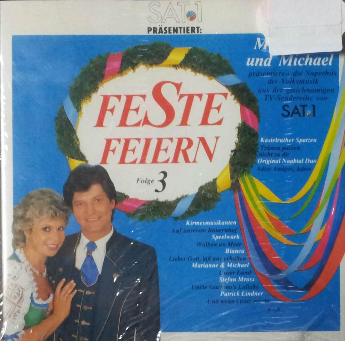 Feste feiern - Folge 3 - Marianne & Michael präsentieren