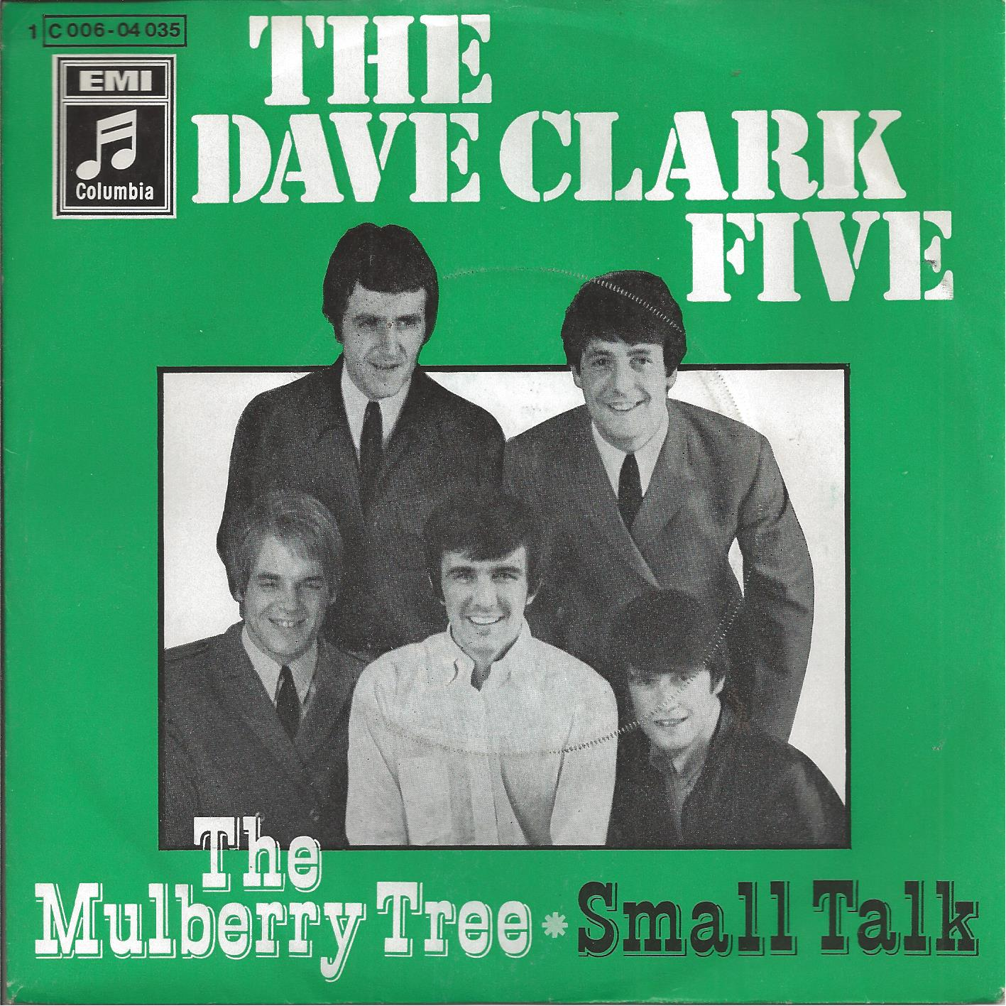 The mulberry tree / Small talk