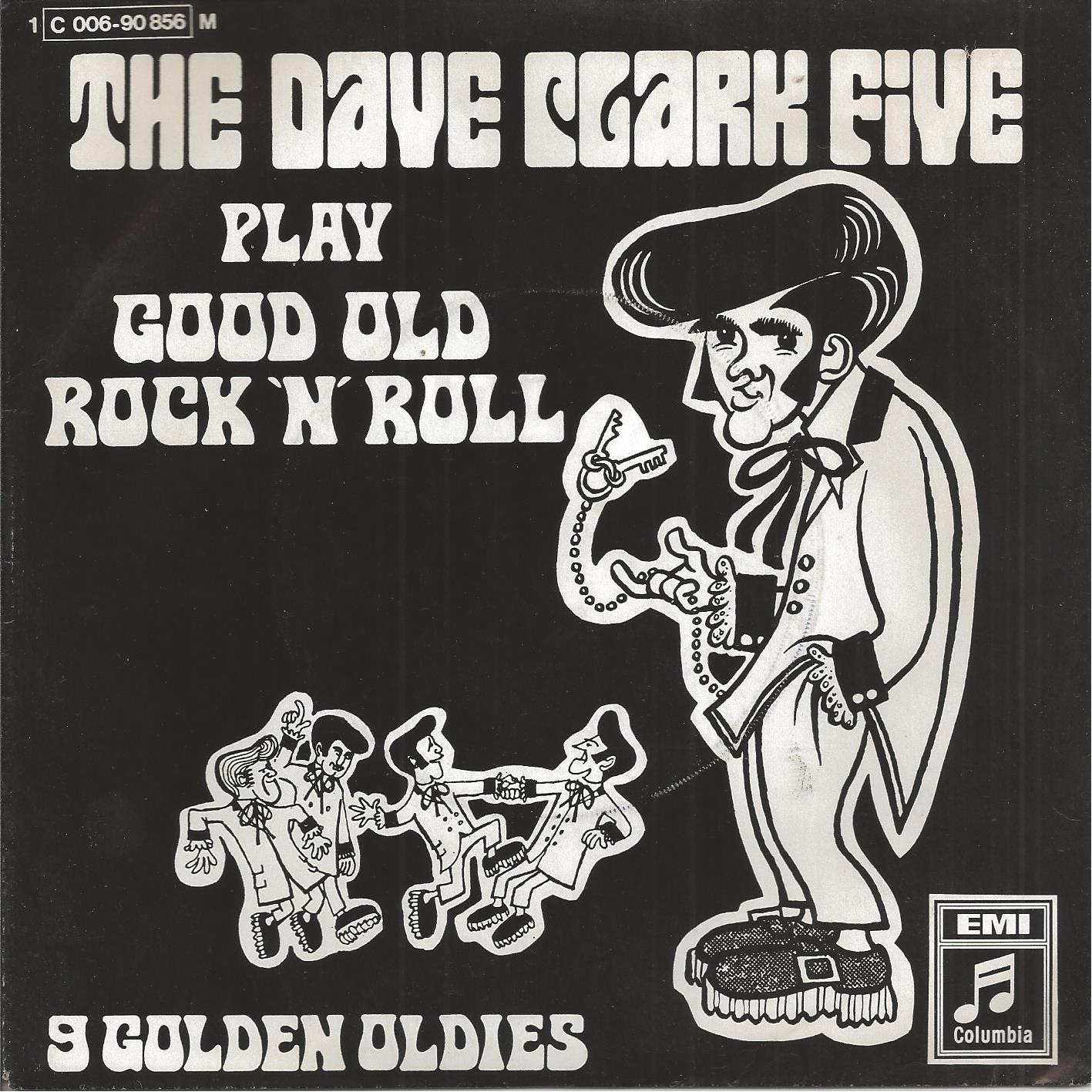 Play good old Rock'n'Roll - 9 Golden Oldies