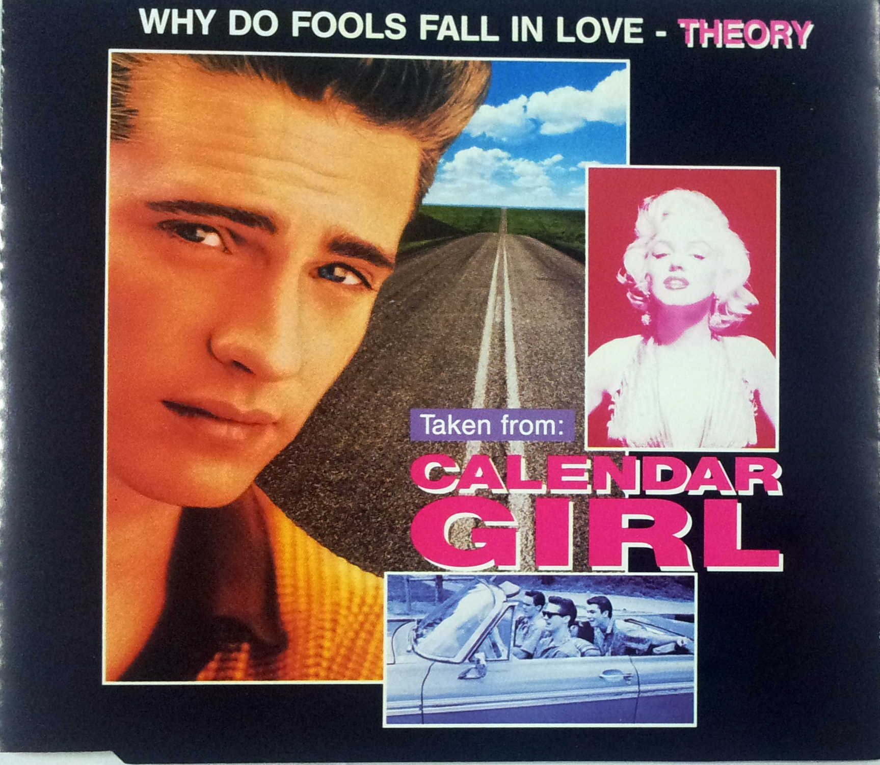 Why do fools fall in love (From soundtrack calendar girl)