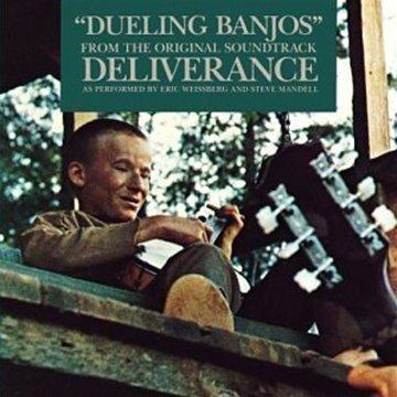 Dueling banjos from the original soundtrack Deliverance